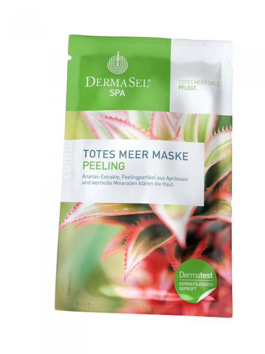 Masca de Fata Exfolianta DermaSel SPA - 12 ml-big