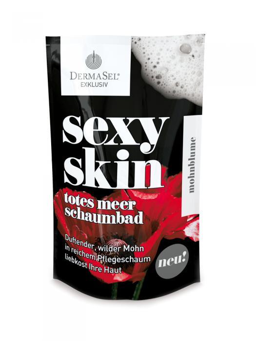 Spumant de Baie DermaSel SPA Sexy Skin cu Aroma de Mac-45 ml-big