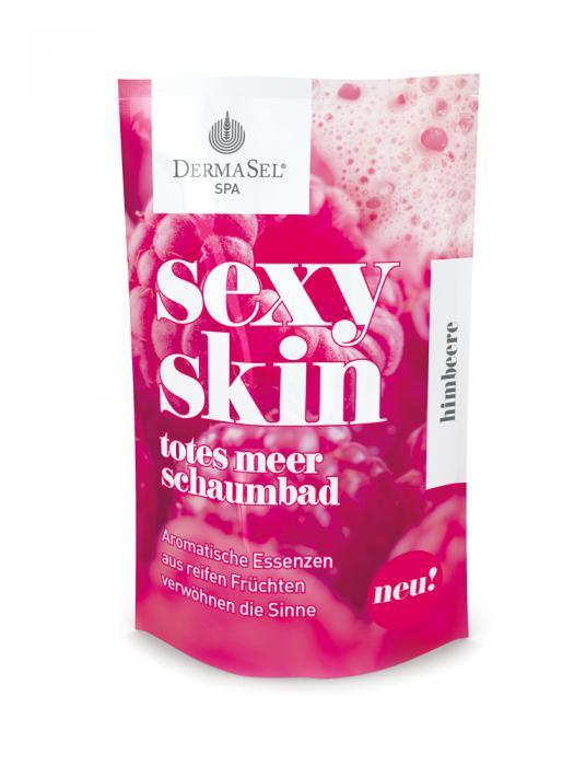 Spumant de Baie DermaSel SPA Sexy Skin cu Aroma de Zmeura-45 ml-big