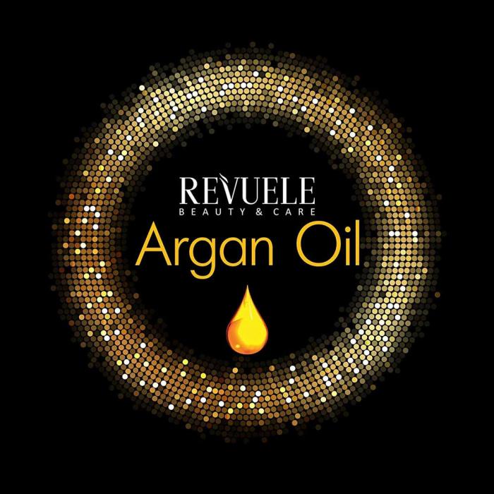 Elixir de intinerire pentru conturul ochilor cu ulei de argan, REVUELE Eye Contour, Revitalising, 25 ml-big