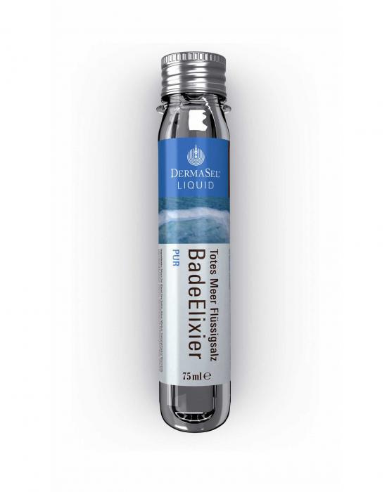 Elixir De Baie PUR Dermasel Pentru Piele Sensibila - 75 ml-big