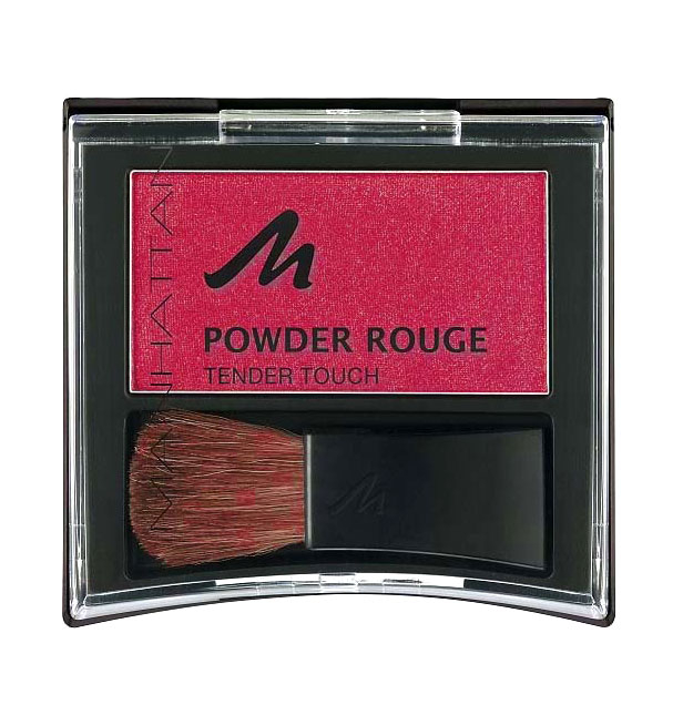 Fard de obraz Manhattan Powder Rouge Tender Touch, Pink Hunter 55H-big