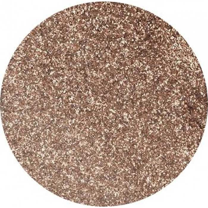 Fard de pleoape cu sclipici L'Oreal Paris Glitter Eyeshadow, 01 Stardust In Paris-big