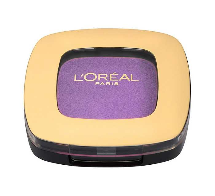 Fard De Pleaope Mono L'oreal Color Riche - 406 Mauvie Star-big