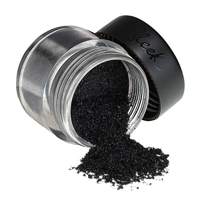 Pigment Machiaj Pulbere cu glitter Sleek Eye Dust Eyeshadow Pots, 693 Outrage, 6.5 gr-big