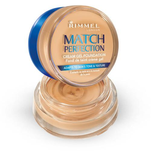 Fond De Ten Rimmel Match Perfection Cream Gel-300 Sand-big