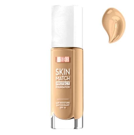 Fond De Ten Astor Skin Match Protect - 201 Sand, 30ml-big
