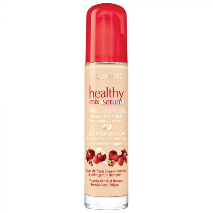 Fond de ten Bourjois Healthy Mix Serum 16 Hr 51 Light Vanilla, 30ml-big