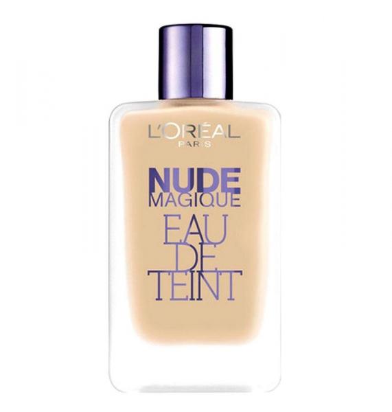 Fond De Ten L'OREAL Nude Magique Eau De Teint - 140 Pure Beige, 20ml-big