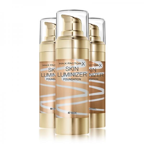 Fond De Ten MAX FACTOR Skin Luminizer Miracle Foundation - 40 Light Ivory, 30ml-big