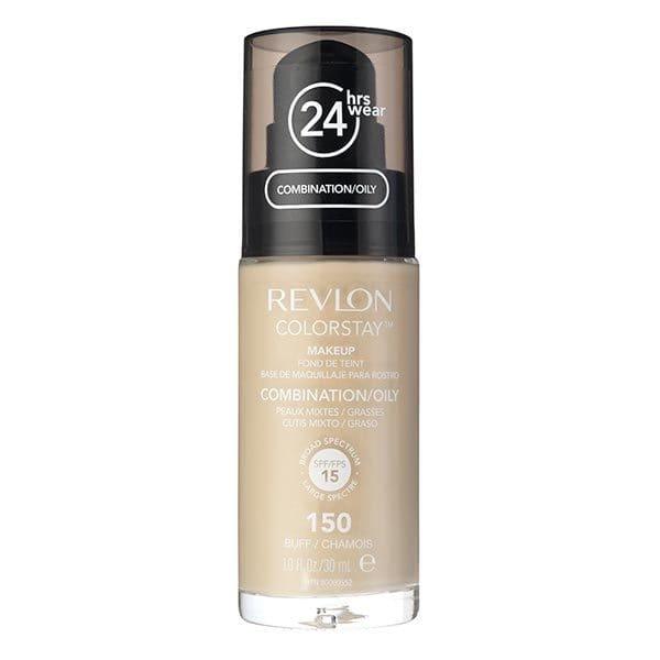 Fond De Ten Revlon Colorstay Oily Skin Cu Pompita - 150 Buff, 30ml-big