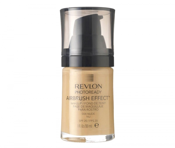 Fond De Ten Revlon Photoready Airbrush Effect - 004 Nude, 30 ml-big
