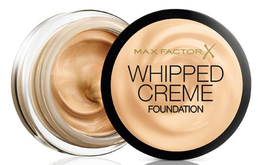 Fond de Ten Max Factor Whipped Creme - 33 Crystal Beige-big