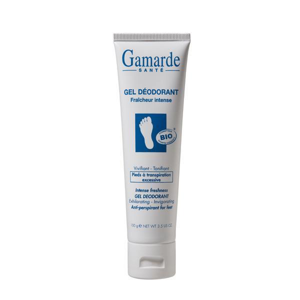 Gel Deodorant BIO pentru Picioare GamARde - 100 gr-big