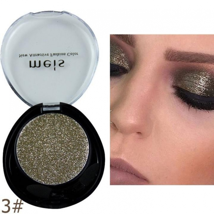 Glitter Multifunctional Meis New Attractive Color - 03 Brilliant Gold, 4.5g-big