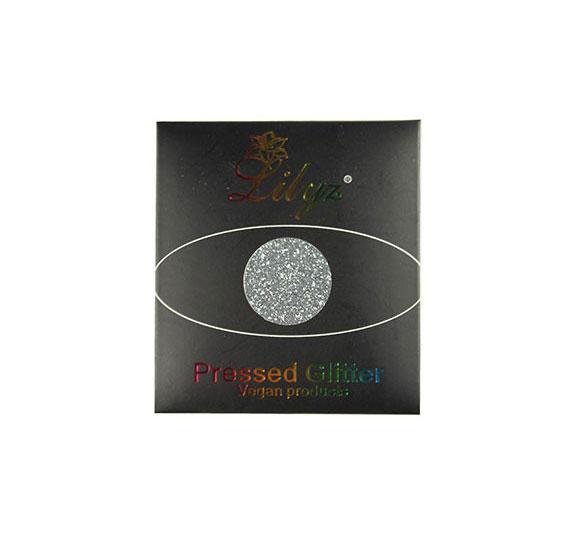 Glitter ochi Lilyz Pressed Vegan Glitter, Star Dust, 1.5 g-big