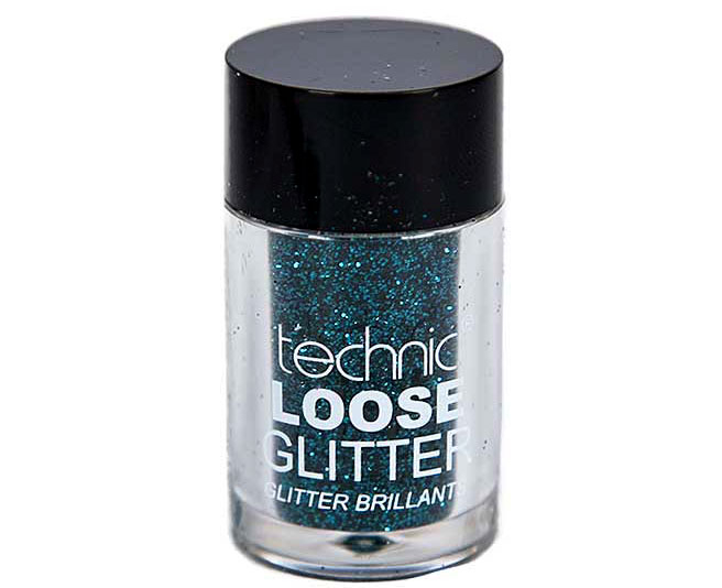 Glitter ochi pulbere TECHNIC Loose Glitter, Sarasota Shore-big