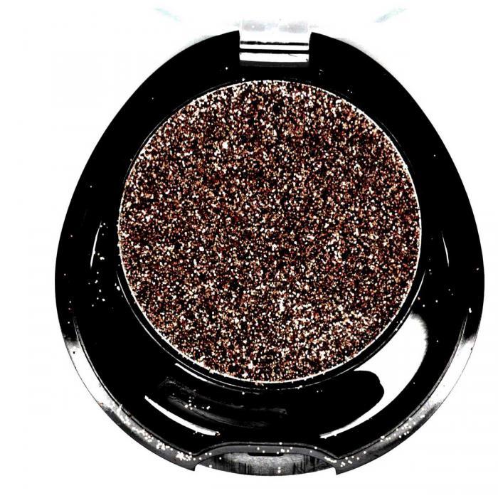 Glitter Multifunctional Meis New Attractive Color - 07 Brilliant Bronze, 4.5g-big