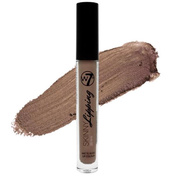Gloss Mat W7 Skinny Lipping - Honey Bunnny, 2.5 ml-big
