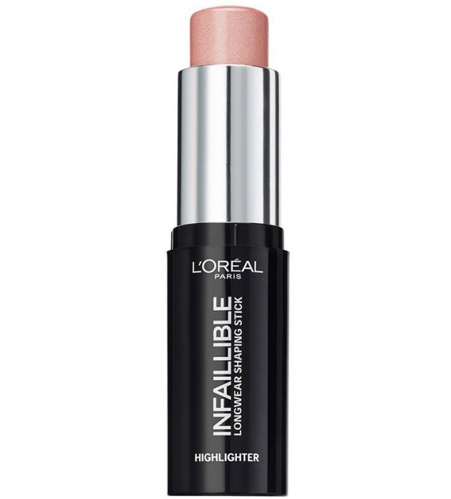 Iluminator L'Oreal Paris Infaillible Longwear Shaping Stick, 501 Oh my Jewels, 9 g-big