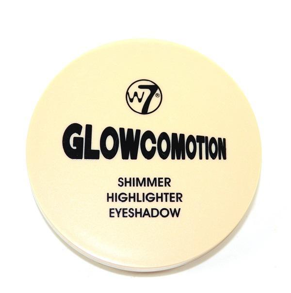 Iluminator Universal pt ten W7 GlowComotion Shimmer - Irizatii Aurii-big