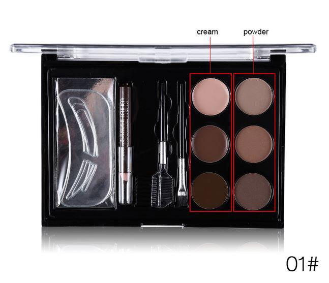 Kit Complet Pentru Definirea Sprancenelor Ushas - 01-big