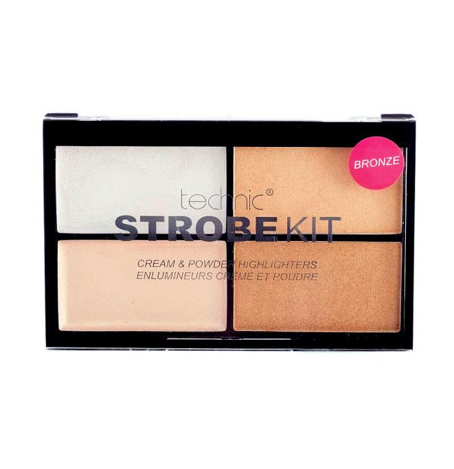 Kit Multifunctional Pentru Bronz & Iluminare Technic Strobe Kit Bronze-big