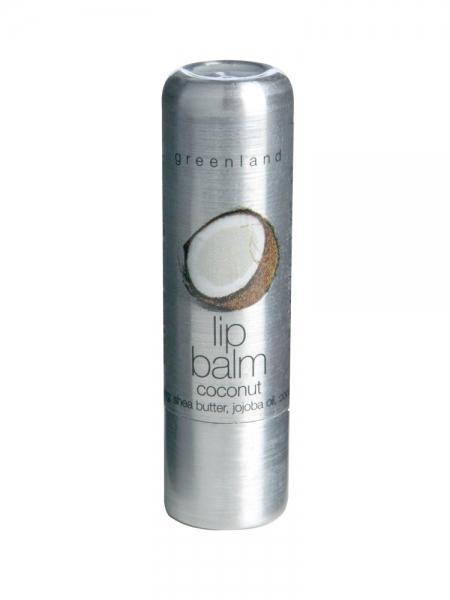 Pachet Promotional Greenland Balsam de Buze + Unt de Corp cu Cocos-big