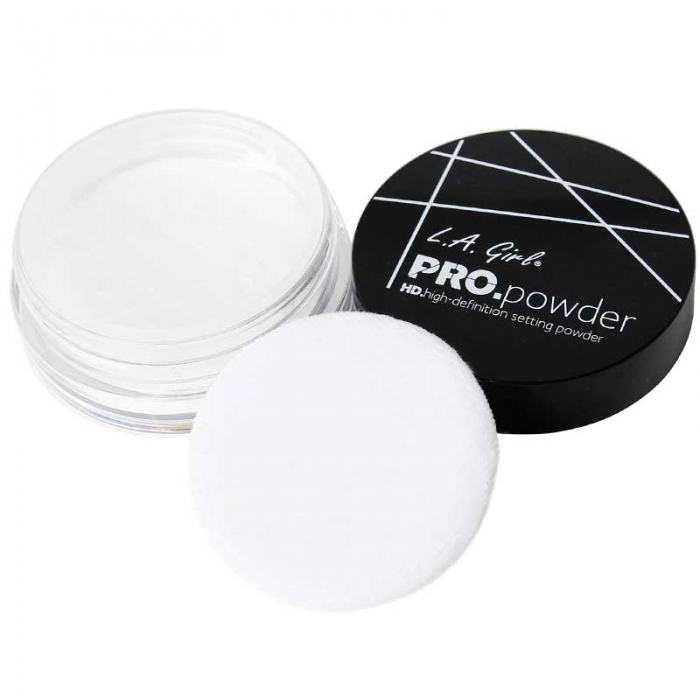 ​Pudra pulbere translucida, matifianta L.A Girl  HD PRO Setting Powder, 5 gr-big