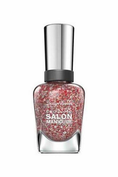 Lac De Unghii Sally Hansen Complete Salon Manicure-842 Chili Flakes-big