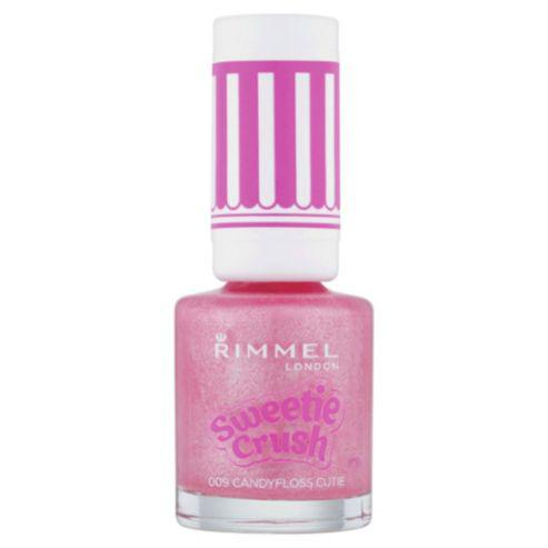 Lac de unghii texturat Rimmel Sweetie Crush - 009 Candyfloss Cutie-big