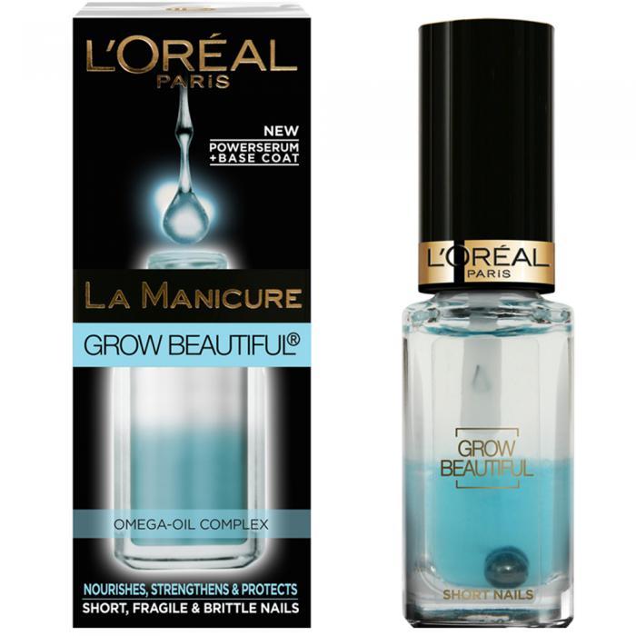 Tratament de Unghii L'Oreal La Manicure Grow Beautiful-big