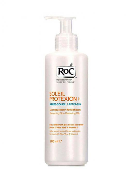Lapte Reparator After Sun RoC Soleil Protexion - 200 ml-big