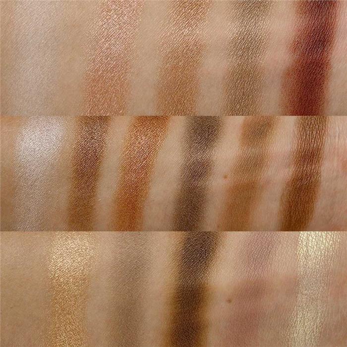 Paleta de Farduri MAKEUP REVOLUTION I Heart Makeup I Love Chocolate - White Chocolate-big