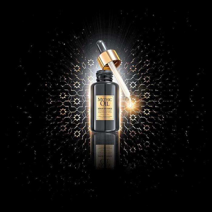 Ser Pentru Par Loreal Professionel Mythic Oil Serum De Force-50 ml-big