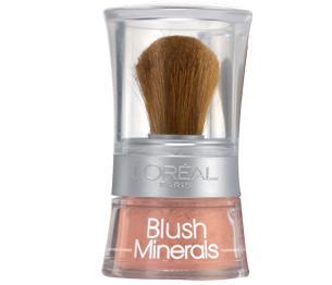 Fard de Obraz L'Oreal Paris Blush Minerals - 50 Soft Rosewood, 5 g-big