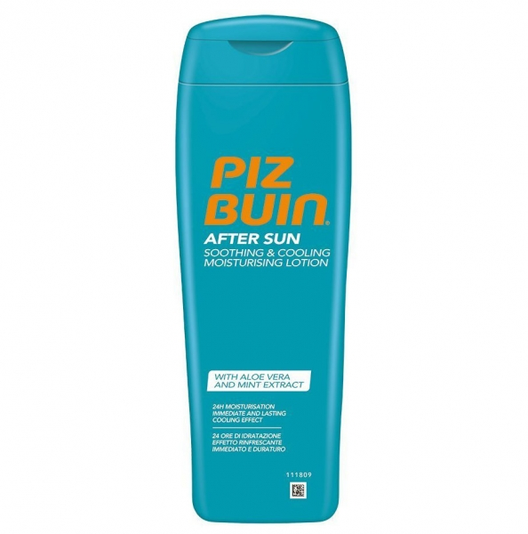Lotiune dupa Plaja Calmanta si Racoritoare PIZ BUIN After Sun Soothing & Cooling, 200 ml-big