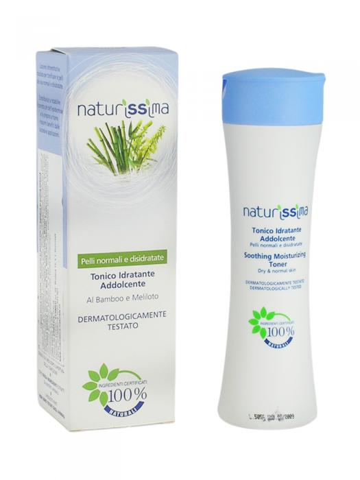 Lotiune Tonica Naturala Naturissima Pt Ten Normal Si Uscat-200 ml-big