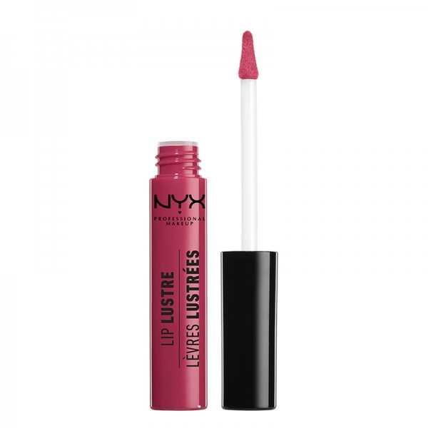 Gloss Nyx Professional Makeup Lip Lustre - 12 Antique Romance, 8 ml-big
