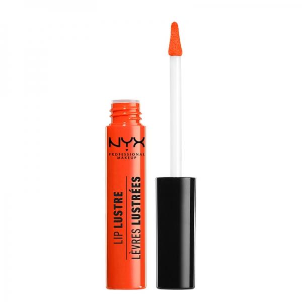 Gloss Nyx Professional Makeup Lip Lustre - 08 Juicy Peach, 8 ml-big