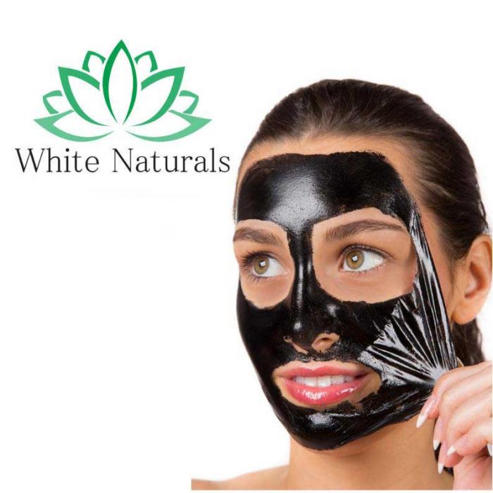 Masca de fata exfolianta cu Carbune Activ, CHARCOAL Black Mask, 120 g-big