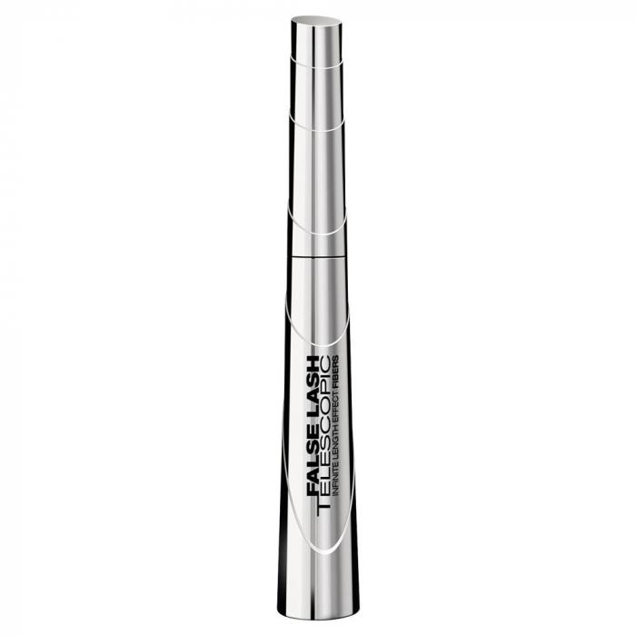 Rimel L'Oreal Paris Telescopic False Lash Mascara, Magnetic Black, 9 ml-big