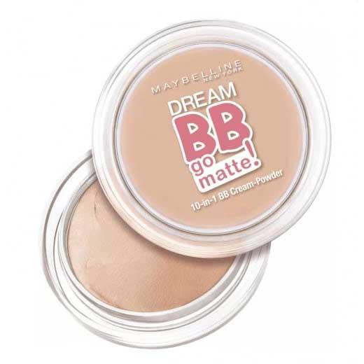 BB Cream 10 In 1 cu efect mat MAYBELLINE Dream BB Go Matte - Medium, 11g-big