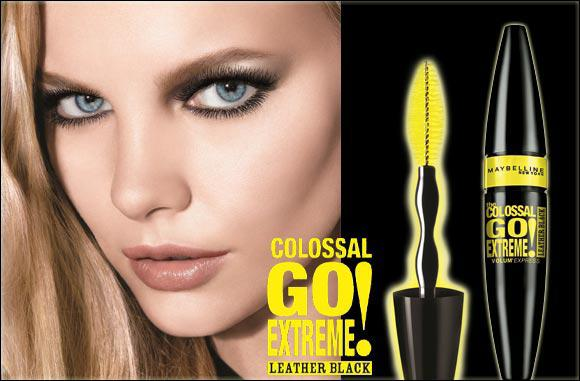 Rimel Maybelline Colossal Go Extreme - Leather Black-big