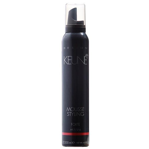 Spuma Cu Fixare Forte Keune Mousse Styling - 200 ml-big