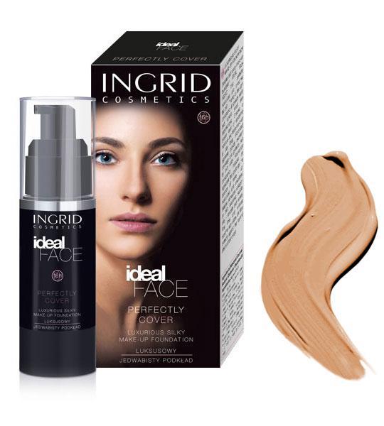 Fond De Ten Ultra-Rezistent Ingrid Cosmetics Ideal Face-18 Deep Bronze-big