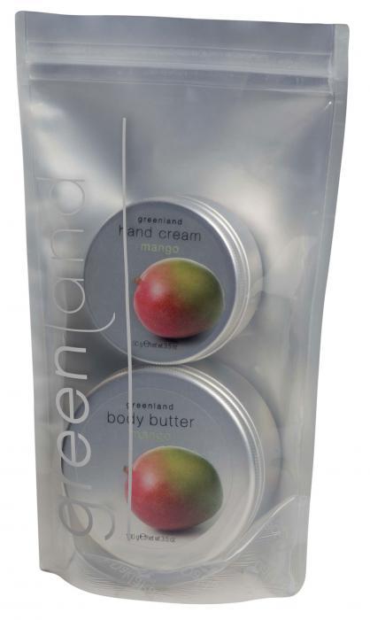 Pachet Promotional Greenland Crema de Maini + Unt de Corp cu Mango-big