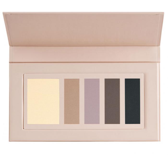 Paleta de farduri MAYBELLINE New York, GIGI HADID Palette, Limited Edition, 02 Cool-big