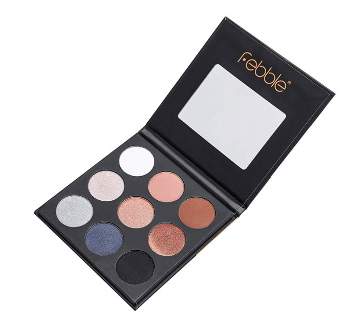 Paleta farduri Febble Eyeshadow Set 9 Colors, 04-big