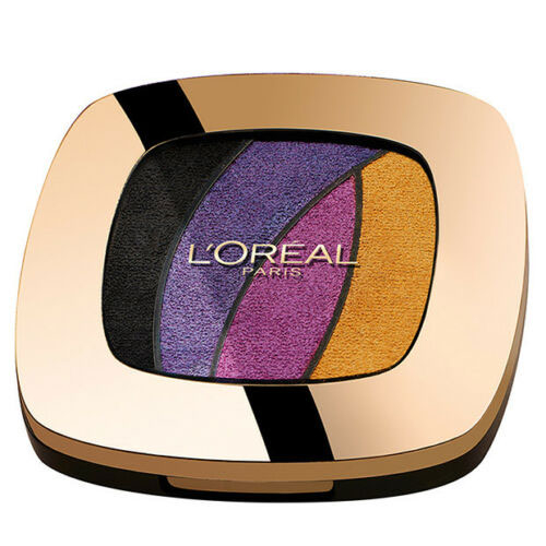 Paleta farduri L'Oreal Paris Color Riche Les Ombres, S3 Disco Smoking-big